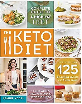 🌟 The Keto Diet: The Complete Guide to a High-Fat Diet 🌟