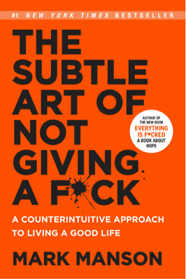 🌟 The Subtle Art of Not Giving a F*ck 🌟