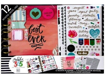 LOT OF HAPPY Planner Accessories Covers Folders - $22 99