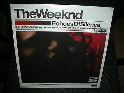 T-353 The Weeknd Hot Album Echoes Of Silence Music Art Poster Silk 30 24x36