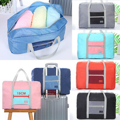 Travel Portable Waterproof Folding Storage Bag Shoes Clothes Luggage Case Pouch