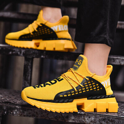 Men's Classic Classy Casual Sneakers Shoes Outdoor Running Jogging Soft Sports