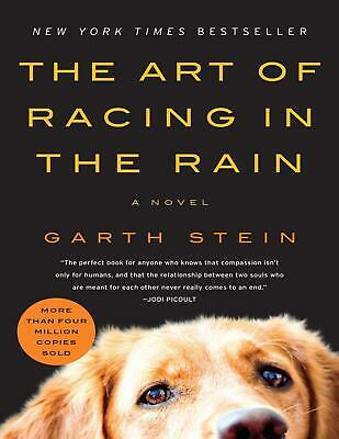 The Art of Racing in the Rain 2018 by Garth Stein (E-B0K&AUDI0B00K||E-MAILED) #8