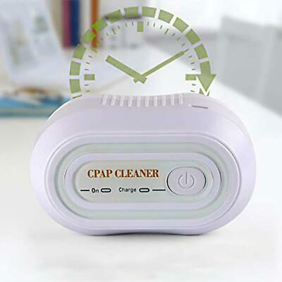 Portable CPAP Cleaner Sanitizer Cleaning Supplies Mini CPAP Disinfector Machine