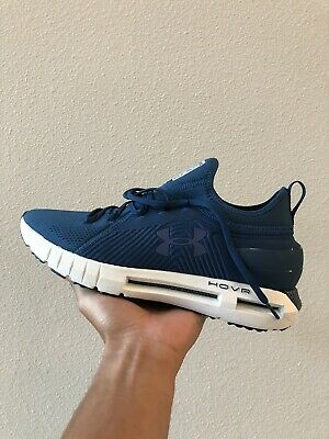 reputable site 8091d a5438 UNDER ARMOUR HOVR Phantom SE Connected Men's Running Shoes, Blue - Size 13