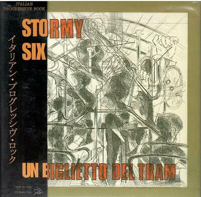 Stormy Six - Un Biglietto Del Tram 75 Italian Prog Remast Vinyl Magic Mini-Jk Cd