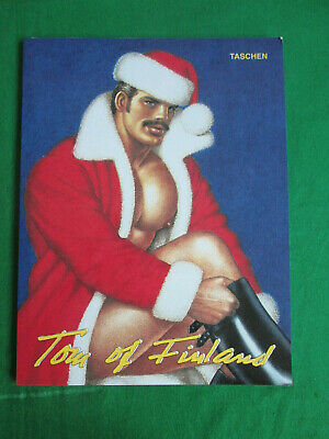 Tom Of Finland - Taschen Art Book 1992