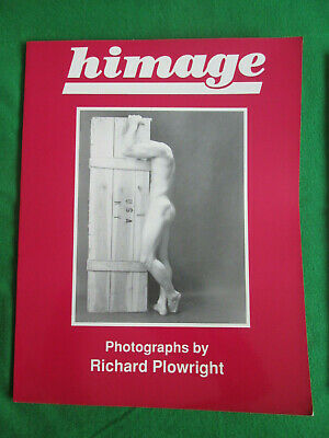 Himage - Photographs By Richard Plowright - 1990 Alyson Publications Book