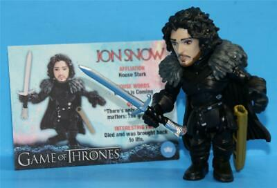 LOYAL SUBJECTS Game of Thrones Action Vinyl Wave 1 JON SNOW