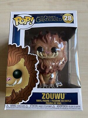 Zouwu Funko Pop Vinyl Movies Fantastic Beasts 28