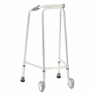 NRS Healthcare Ultra andador (con ruedas(Medium (Wheeled))