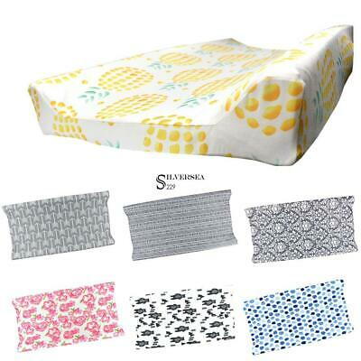 Soft Breathable Baby Changing Table Pad Cover Newborn Infant Urine Mat SLS9