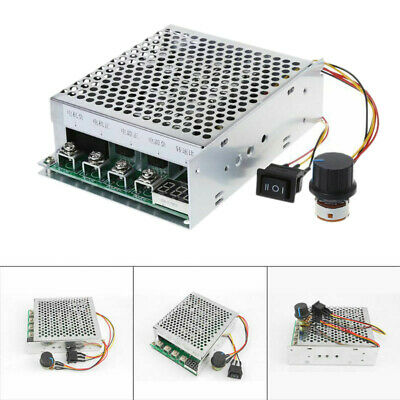 SMAKN CCM2NJ DC 12-40V PWM Motor Speed Controller Reversible Control Switch