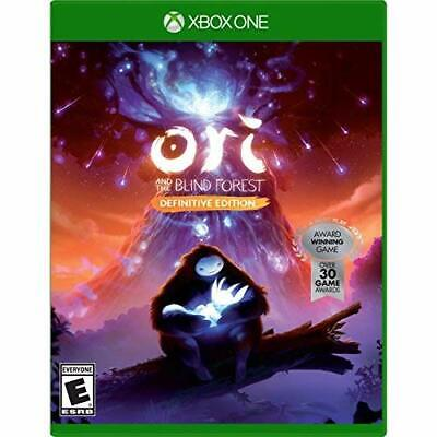 Ori And The Blind Forest: Definitive Edition For Xbox One Brand New 4E