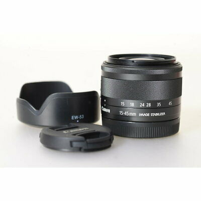 Canon EF-M 15-45mm F/3.5-6.3 IS STM Objektiv - Zoom Objektiv EFM