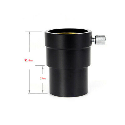 "1.25""Extension Tube Extender for Telescope Eyepiece+Brass Compression Ring USnew"