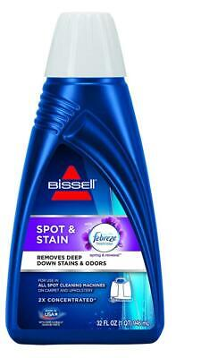 BISSELL Spot & Stain with Febreze Freshness Spring & Renewal Formula, N/a