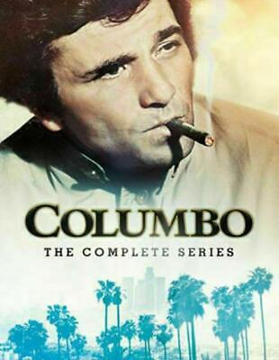 Columbo: Complete Series - DVD - INCLUDING 24 TV MOVIES - BRAND NEW SEALED