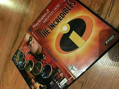 The Incredibles - Playstation 2 - No Disc Case Only
