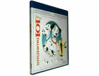 101 Dalmatians - Blu Ray + Dvd - New