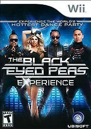 Black Eyed Peas Experience -- Limited Edition (Nintendo Wii, 2011) GOOD