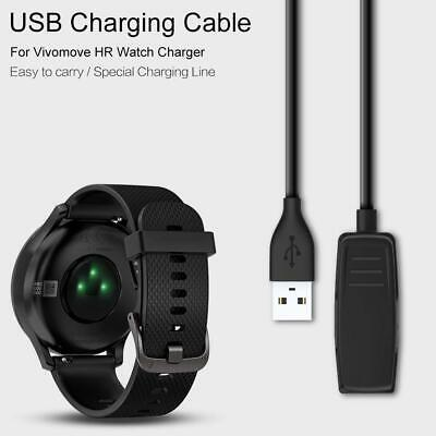 Replacement USB Charging Cable for Vivomove HR Garmin Forerunner Watch Charger
