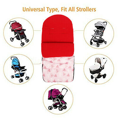 Baby Sleeping Bag Footmuff Pushchair Stroller Pram Car Seat Cot Bed Blanket
