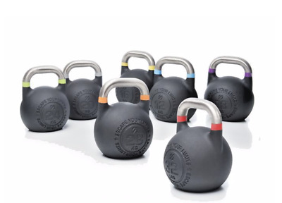Kettlebell Competition 8-24kg Escape Fitness Bundle