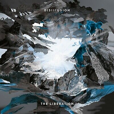 DISILLUSION  The Liberation ( Neues Metal Album 2019 )  CD NEU & OVP 06.09.2019