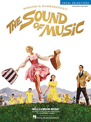 EDELWEISS SONG FROM The Sound of Music Piano Vocal Sheet