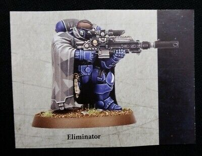 1 Eliminator Shadowspear Vanguard Space Marines Warhammer 40K Primaris