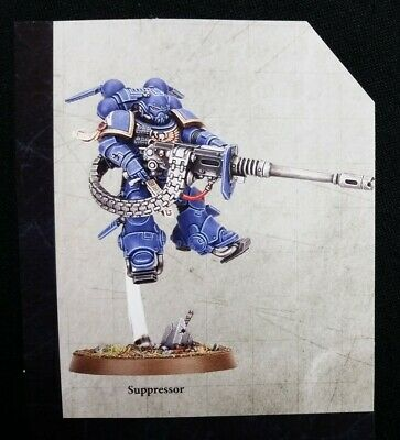 1 Suppressor Shadowspear Vanguard Space Marines Warhammer 40K Primaris