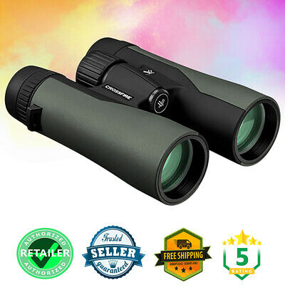 Vortex Optics Crossfire Roof Prism Binoculars 10x48 10x magnificat