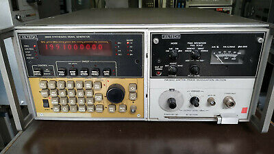 AILTECH 380KII Synthesized Signal Generator PM3602 Modulation COLLECTION !