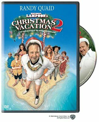 National Lampoon's Christmas Vacation 2 [DVD] NEW!