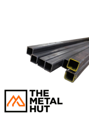 Mild Steel Box Section,1m - 6m - other sizes and lengths available 20mm-100mm