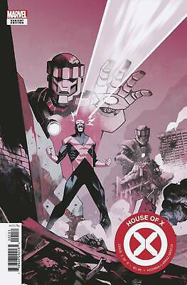 House of X #1 Marvel Comics 2019 Huddleston 1:10 Variant