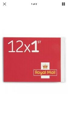 Royal Mail 12 x 50 (600) First Class Stamps