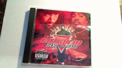 Mack 10 : Bang Or Ball (CD, 2001, Cash Money Records) CD COMPLETE IN CASE