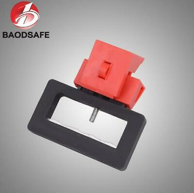 Large circuit breaker lock power switch clamp special safety device D8613