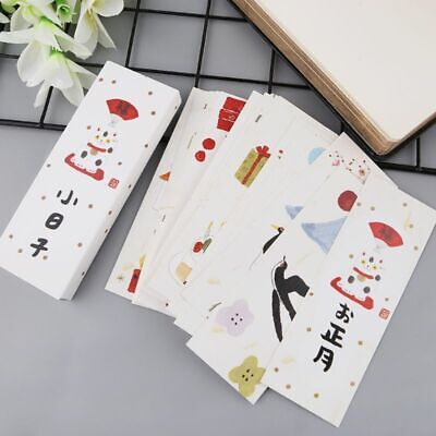 30pcs/lot Cute Kawaii Paper Cards Vintage Bookmark Stationery Cartoon Bookmarks