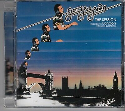 JERRY LEE LEWIS The London Session CD HOLLAND Peter Frampton Rory Gallagher