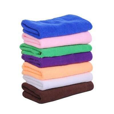 Microfiber Cleaning Cloth 32pcs Car Polishing No Scratch Rag Wax Wiping Towels