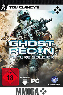 Tom Clancys Ghost Recon Future Soldier - PC Uplay Digital Code PC [DE/EU]18+