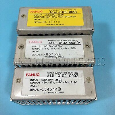 1PC Used FANUC PLC A14L-0102-000 fully tested