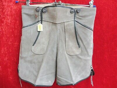 High Quality Leather Pants, Size 152, Made in Germany, Shorts