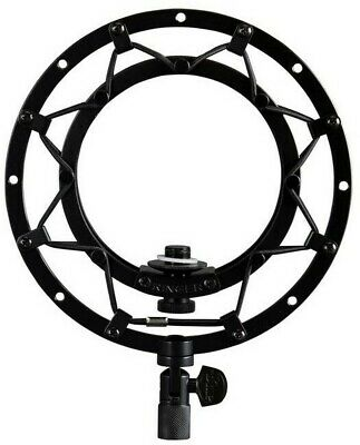 Blue Ringer Shock Mount for Snowball Microphones - Blackout