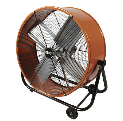 Commercial Electric 24-Inch Big Personal 2-Speed Portable Fan Indoor Outdoor fan