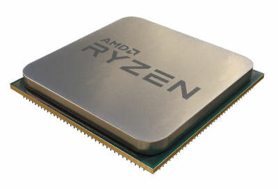 AMD Ryzen 7 2700 - 4.1 GHz Eight Core 2nd Gen CPU AM4 Processor