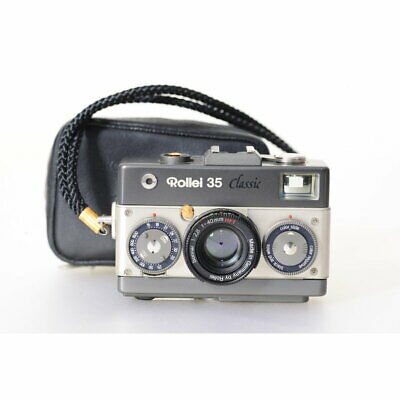 "Rollei 35 Classic Camera "" Germany "" /Compact Camera/ Case/ Body"